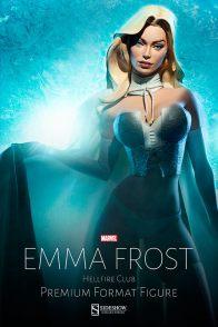 Sideshow Premium Format Emma Frost Hellfire Club - darkened tight