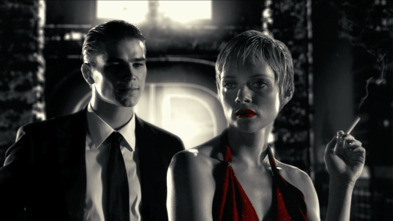 sin city 2005 - josh hartnett and marley shelton