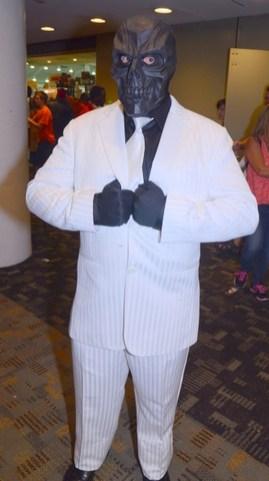 Baltimore Comic Con 2014 - Black Mask
