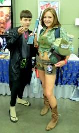 Baltimore Comic Con 2014 - Bubba Fett