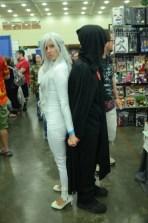 Baltimore Comic Con 2014 - Cloak and Dagger