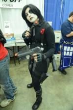 Baltimore Comic Con 2014 - Domino