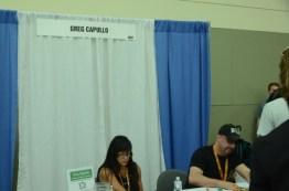 Baltimore Comic Con 2014 - Greg Capullo