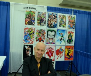 Baltimore Comic Con 2014 - Kevin Maguire