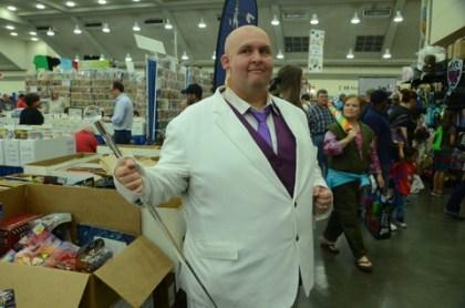 Baltimore Comic Con 2014 - Kingpin