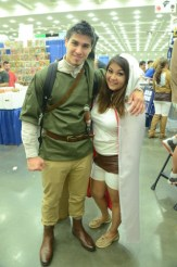 Baltimore Comic Con 2014 - Link and Assassin's Creed