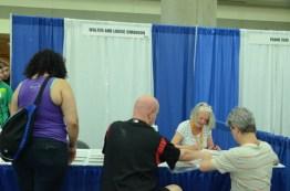 Baltimore Comic Con 2014 - Louise Simonson