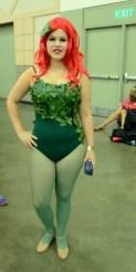 Baltimore Comic Con 2014 - Poison Ivy 2