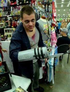 Baltimore Comic Con 2014 - The Walking Dead Merle