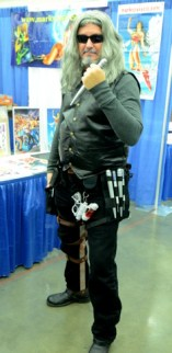 Baltimore Comic Con 2014 - Whistler