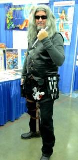 Baltimore Comic Con 2014 - Whistler