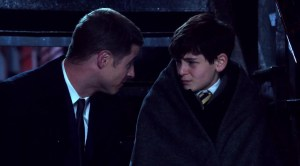 Gotham - Gordon and Bruce Wayne