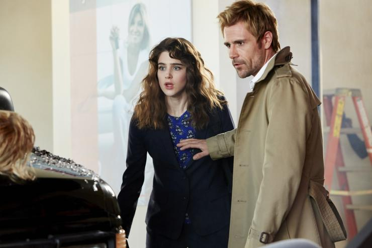 Constantine - Constantine and Liv