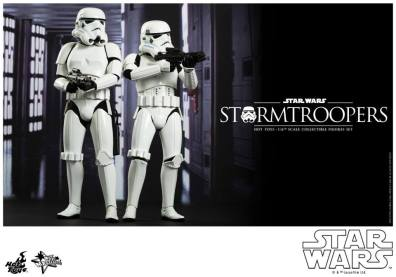 Hot Toys Stormtroopers set - main