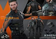 Hot Toys X-Men DOFP Wolverine - collage