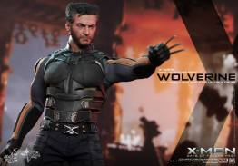 Hot Toys X-Men DOFP Wolverine - taking aim