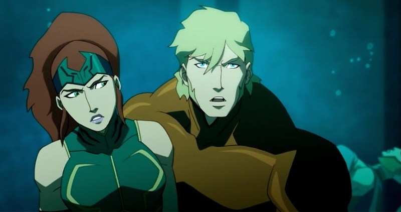 Justice-League-Throne-of-Atlantis-- Mera and Aquaman