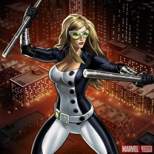 mockingbird comic look