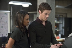 the-flash-fastest-man-alive-episode-2 - iris west and barry allen