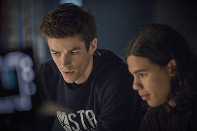 The Flash  - Going Rogue - Barry and Cisco
