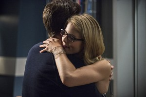 The Flash  - Going Rogue - Felicity and Barry