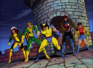 x-men-animated-series-season-3-5-cry-of-the-banshee-wolverine-gambit-jubilee-rogue