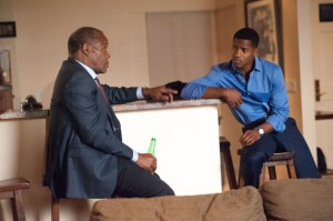 Suzanne Tenner/Relativity Media Danny Glover and Nate Parker