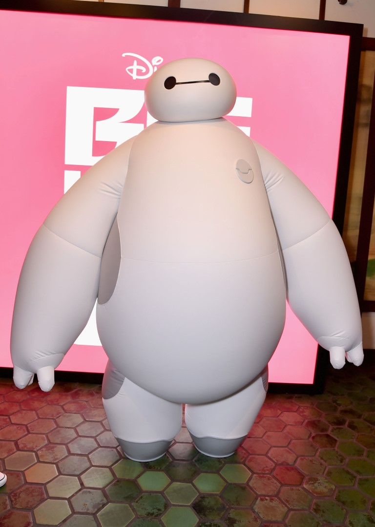 Alberto E. Rodriguez/Getty Images Character Baymax