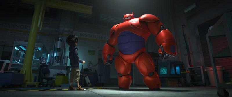 Disney Hiro Hamada transforms his closest companion—a robot named Baymax—into a high-tech hero.