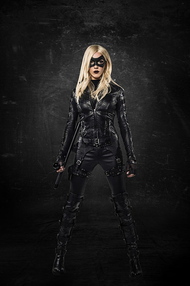 Black Canary - Katie Cassidy - Arrow