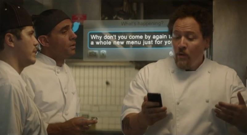 Chef - John Leguizamo, Bobby Cannavale and Jon Favreau