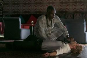 Constantine TV recap - Constantine and Nommo