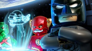 Lego Batman 3 Beyond Gotham - Martian Manhunter, Flash and Batman
