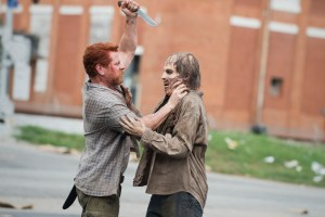 The Walking Dead - Self Help - Abraham