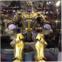Hot Toys Age of Ultron Avengers figures - Thanos