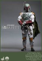 Hot Toys Return of the Jedi Boba Fett figure - greeting pose