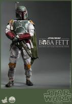 Hot Toys Return of the Jedi Boba Fett figure - relaxing