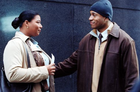 Last Holiday 2006 - Queen Latifah and LL Cool J