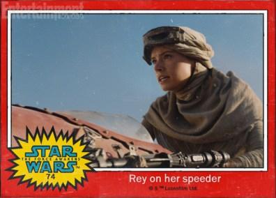 Star Wars - The Force Awakens - Rey