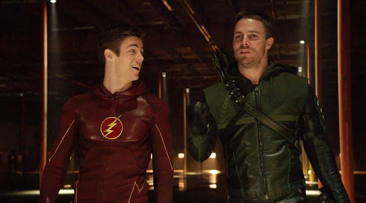 CW The Flash and Arrow
