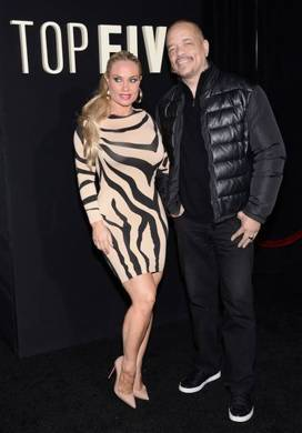 Top Five - NY Premiere - Ice T and Coco