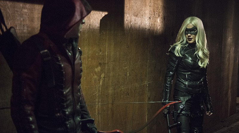 Arrow - Midnight City - Arsenal and Black Canary