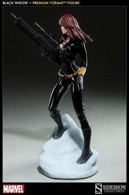 Black Widow - Marvel Premium Format Figure - full shot