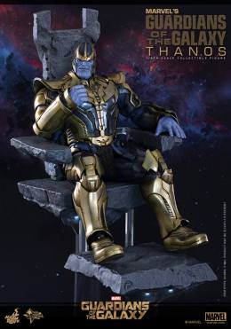 Hot Toys Thanos - arm up