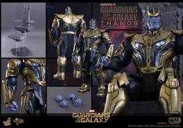 Hot Toys Thanos - collage