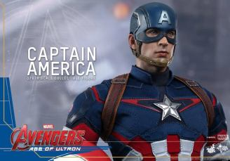 Hot Toys The Avengers Age of Ultron Captain America - heroic stance
