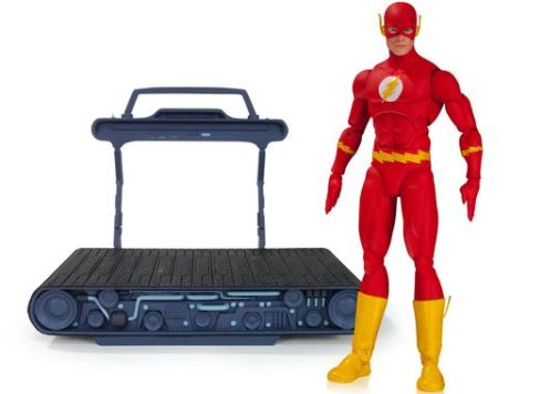 DC Icons 6' Flash with treadmill