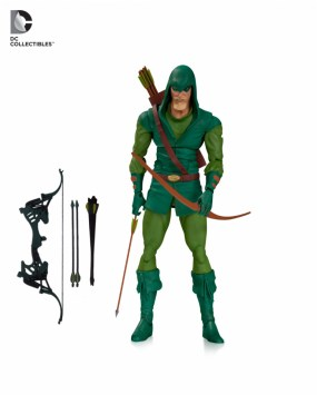 DC Icons 6' Green Arrow Longbow Hunters