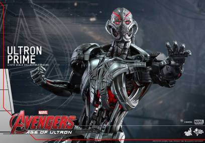 Hot Toys Age of Ultron - Ultron Prime - arm gesture