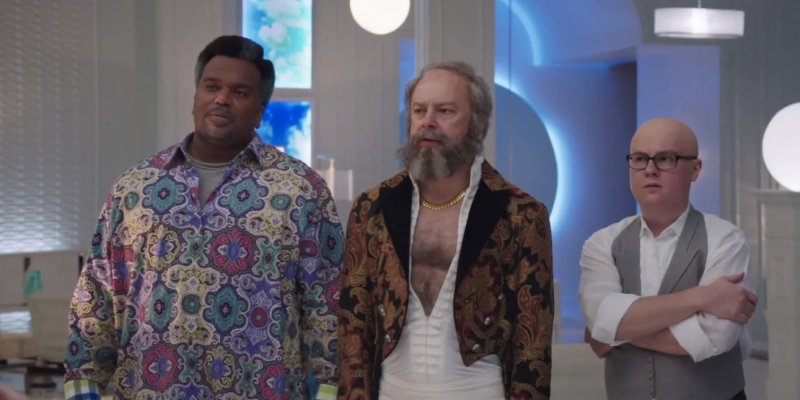 Hot Tub Time Machine 2 - Craig Robinson, Rob Corddry and Clark Duke